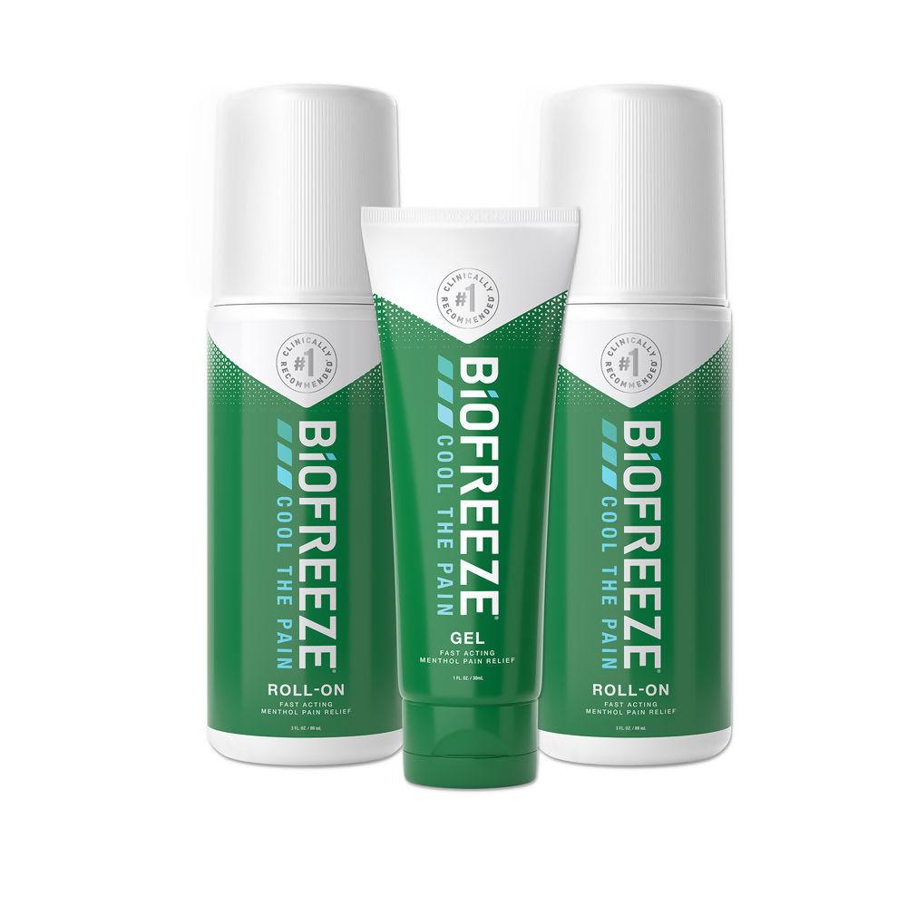 Biofreeze Gel - Various Sizes